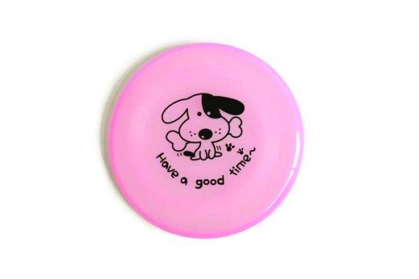 צעצוע לכלב צלחת מעופפת