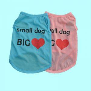 חולצת קיץ small dog