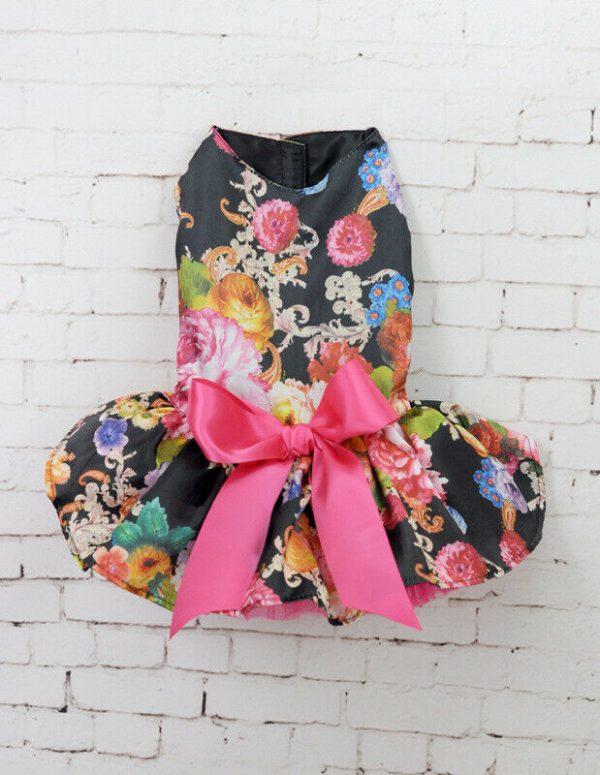 שמלה לכלבות קטנות