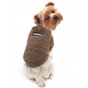 ז'קט מחמם במיוחד לכלב קטן