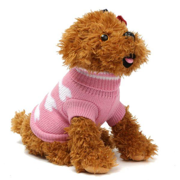 סוודר לכלבים עצמות