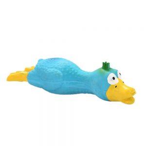 צעצוע לכלב ברווז מצפצף