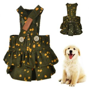 שמלת קורדרוי לכלבות