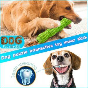 צעצוע לכלב מקל לניקוי שיניים
