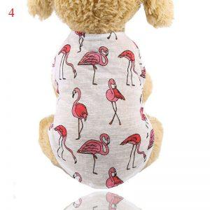 חולצת קיץ לכלב פלמינגו