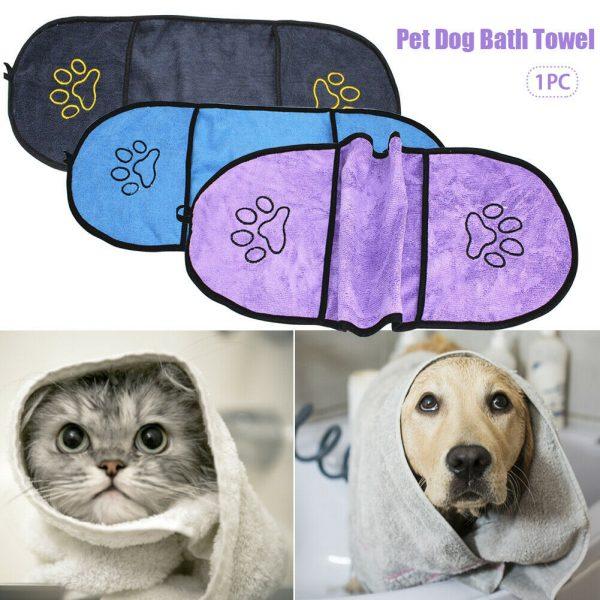 מגבת לכלבים